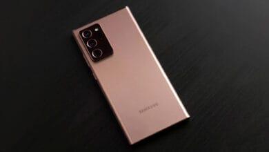 گلکسی Note 20 Ultra پرفروش ترین گوشی هوشمند 5G جهان در ماه سپتامبر 2020