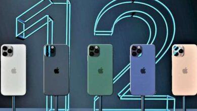 عملکرد باتری iPhone 12