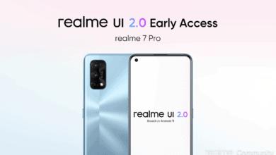 ثبت نام Realme UI 2.0 برای ریلمی 7 و ریلمی X2 پرو آغاز شد