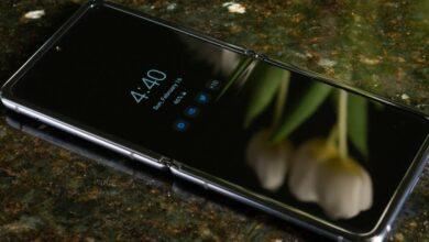 به روزرسانی اندروید 11 برای Galaxy Z Flip 5G عرضه شد