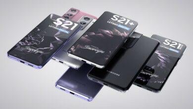 سری گوشی Galaxy S21