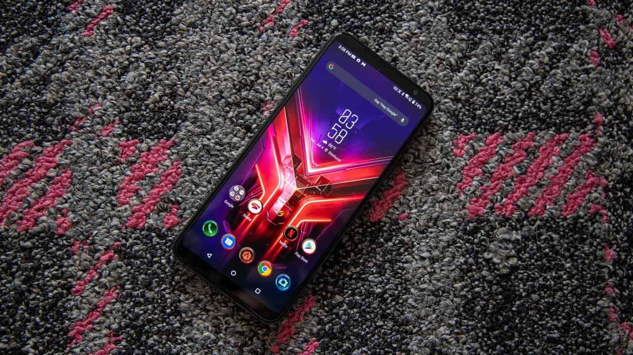 ایسوس ROG Phone 3 بهترین گوشی گیمینگ