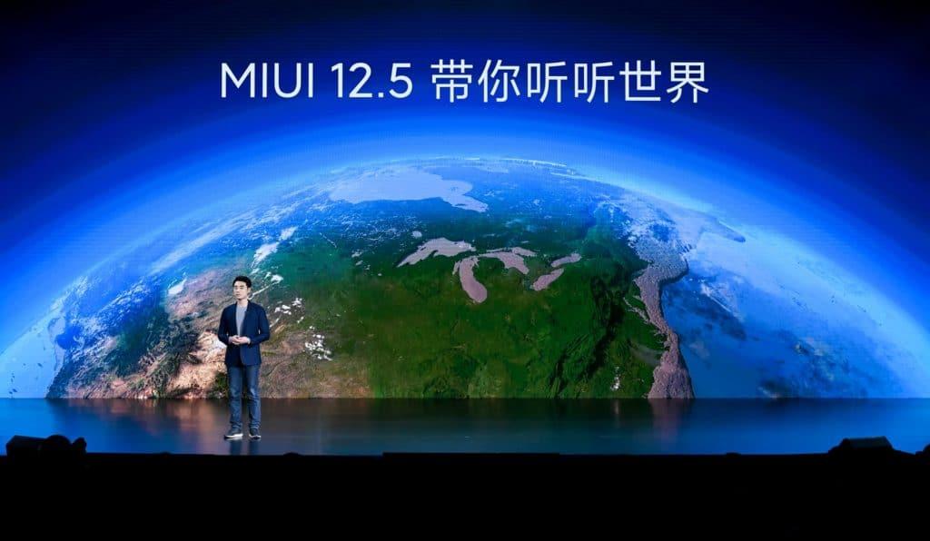 لیست دستگاه های دریافت کننده رابط کاربری MIUI 12.5 منتشر شد