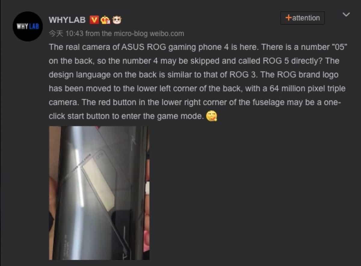 ROG PHONE 401