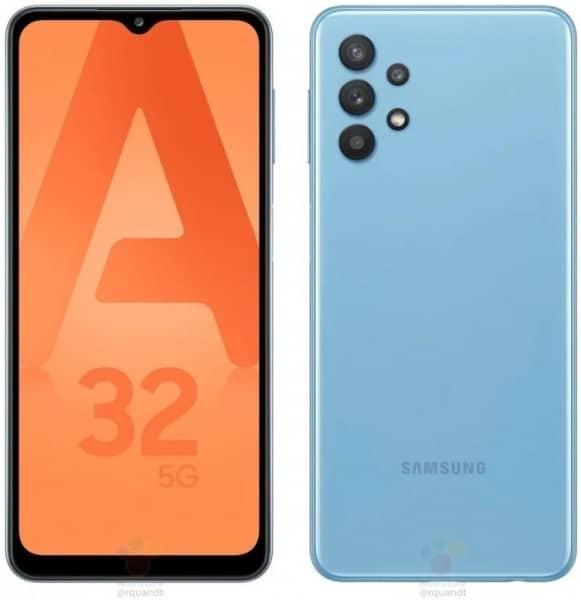 Samsung Galaxy A32 5G 01